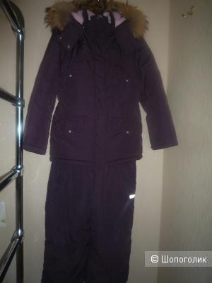 Зимний комплект Tilson (куртка+комбез) 122+ см