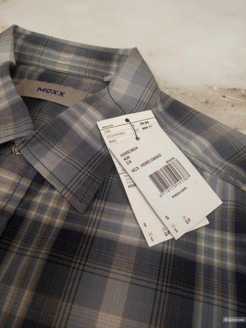 Мужская рубашка MEXX, размер 44-46