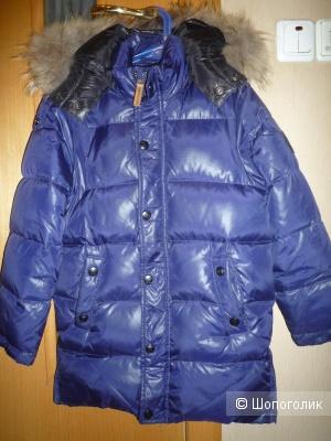 Зимняя куртка для мальчика Junior Republic 122-128