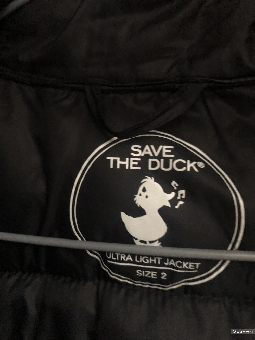 Пуховик пальто SAVE THE DUCK, 42-46