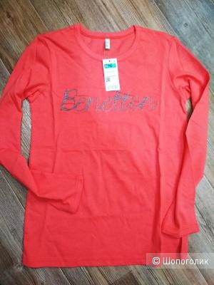 Футболка united colors of benetton размер 7-8 лет