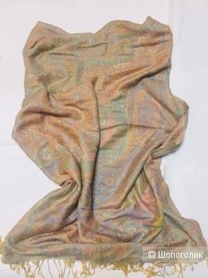 Палантин Pashmina- размер 180х72 см