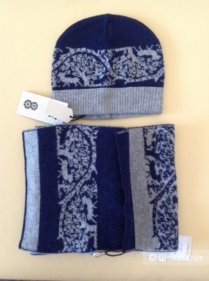 Комплект шапка и шарф, 8 by Yoox