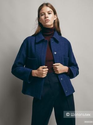 Пальто-куртка Massimo Dutti М-L-XL