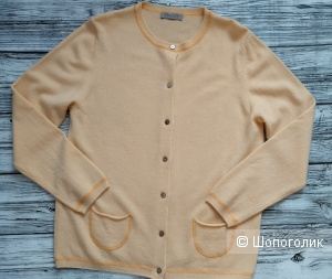 Cashmere Products, кардиган, L/XL