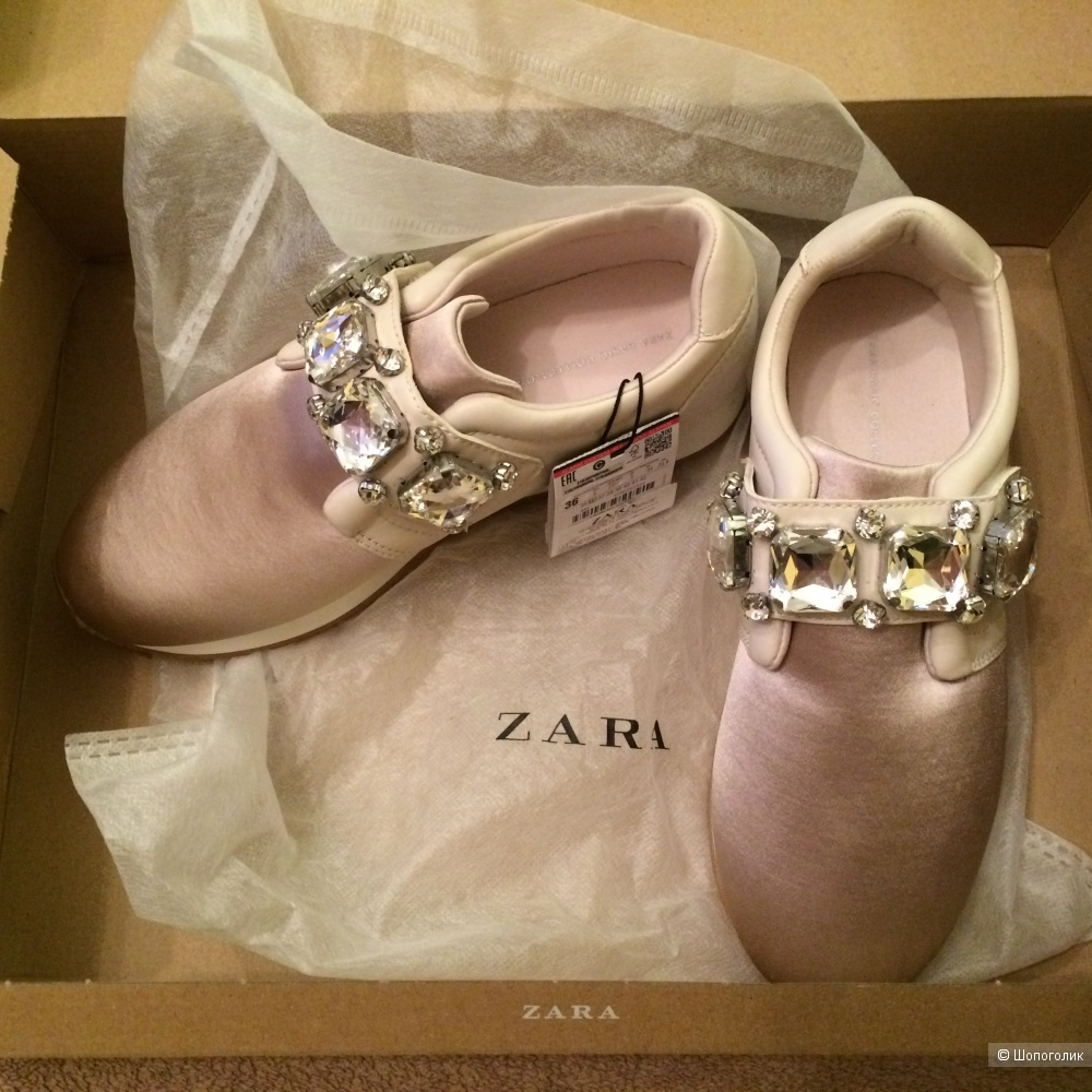 Кроссовки Zara 36 размер