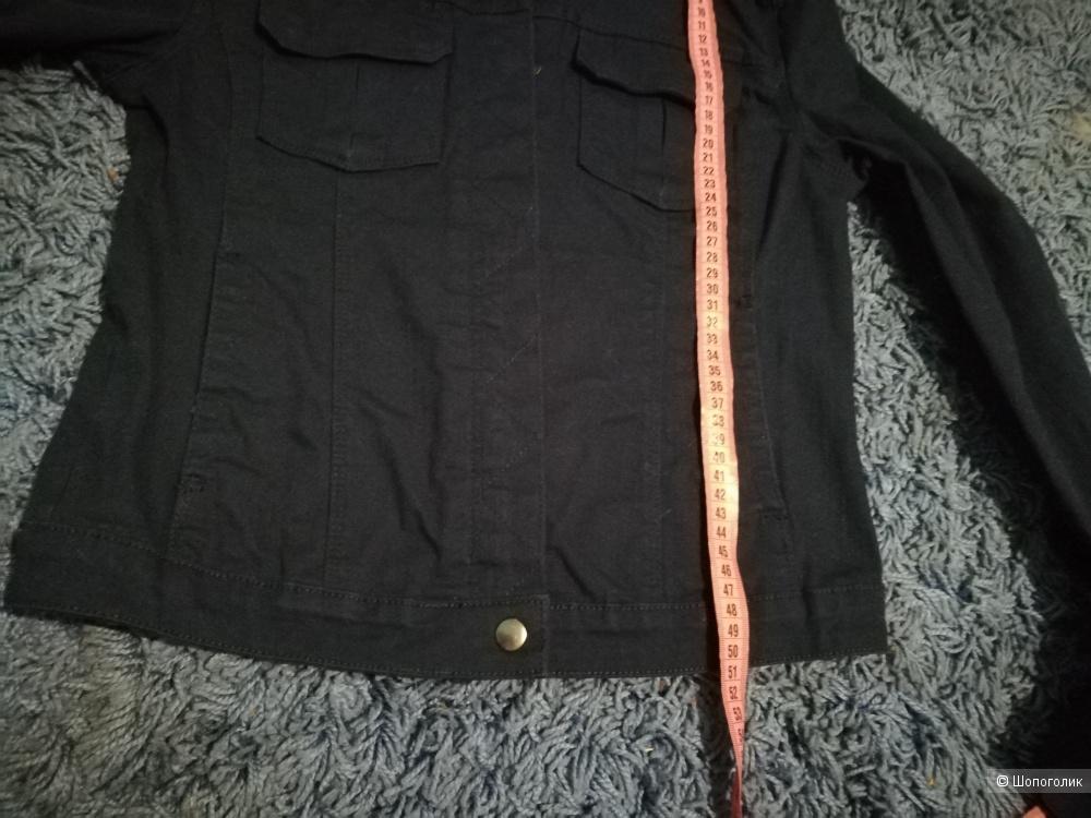 Джинсовая куртка OVS на кнопках, размер М