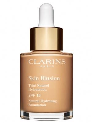 Увлажняющий тональный крем Skin Illusion SPF 15, Clarins. 30 мл.