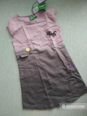 Платье kana beach размер 7-8 лет
