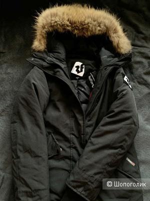 Куртка парка пуховик Red Fox размер S