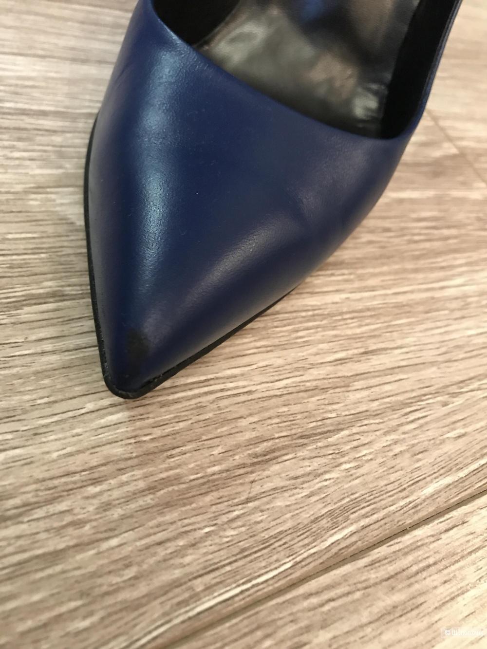 Туфли синие Mourtzi, 39 размер