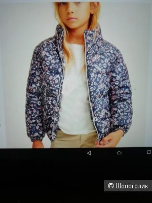 Куртка mango для девочки 11-12лет