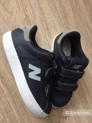 New balance кроссовки 25