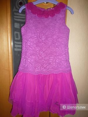 Платье Miss Blumarine 122 см