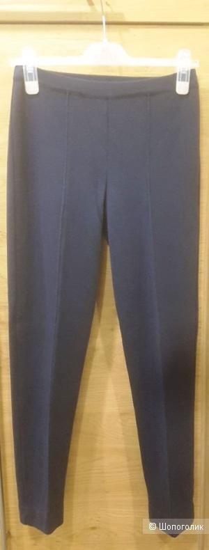 Шерстяные  трикотажные  брюки Scaglione -S на 42-42 русс
