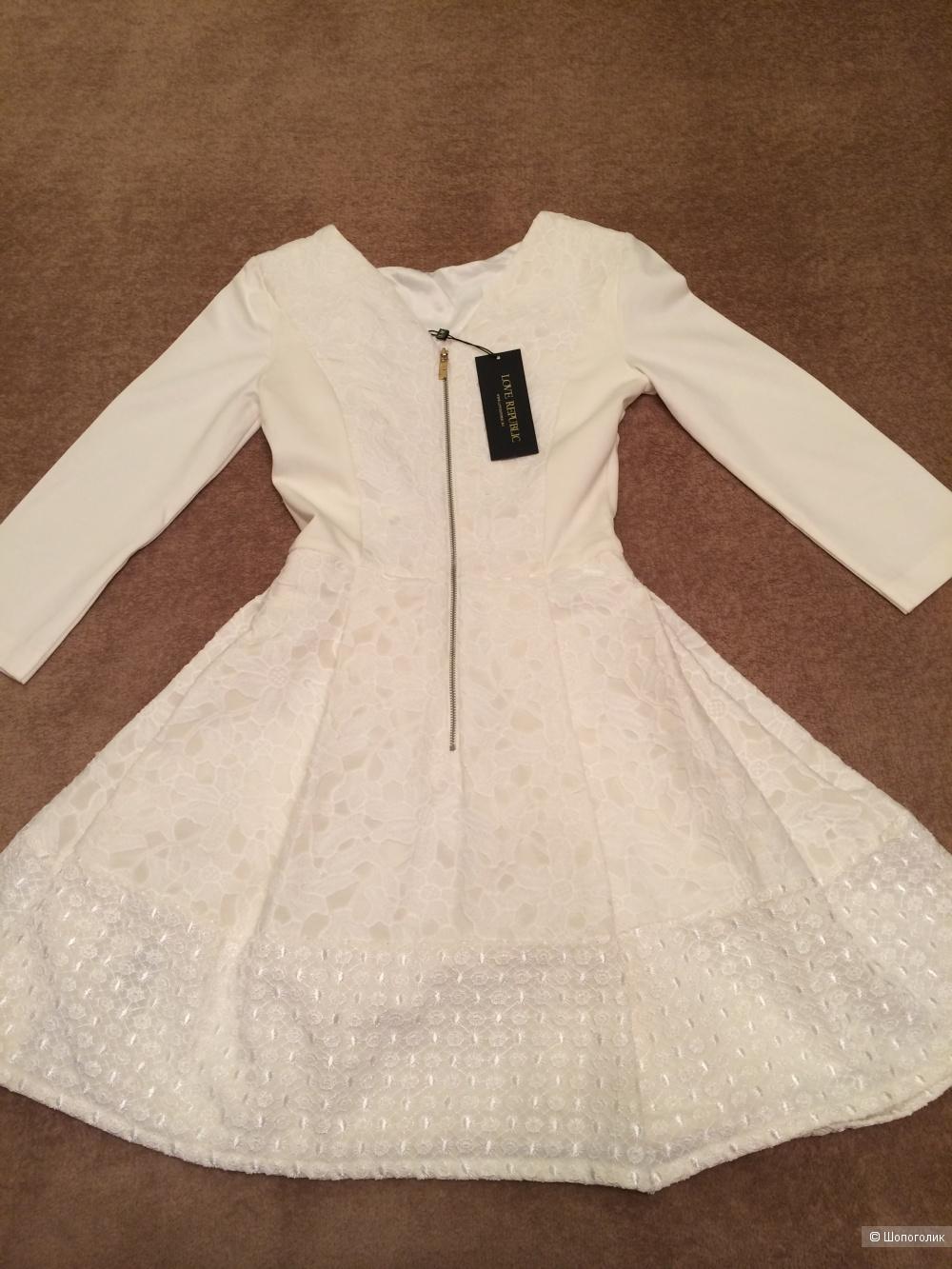 Платье Love Republic, новое,  40-42 размер (xs)