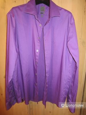 Рубашка Calvin Klein размер 43, US 17, XL