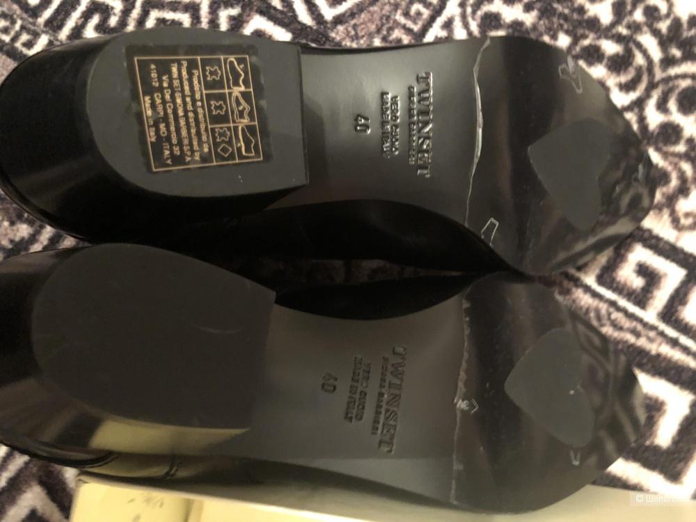 Ботинки Twinset размер 40