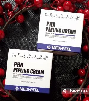 Обновляющий пилинг-крем с PHA-кислотами