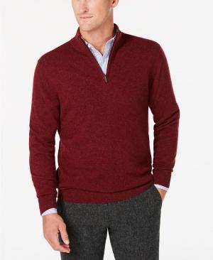 Мужской кашемировый свитер Club Room, размер L