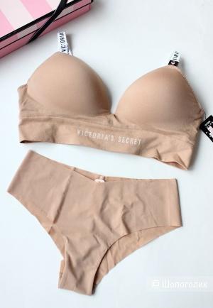 Комплект Victoria's Secret бралетт и трусики, размер М