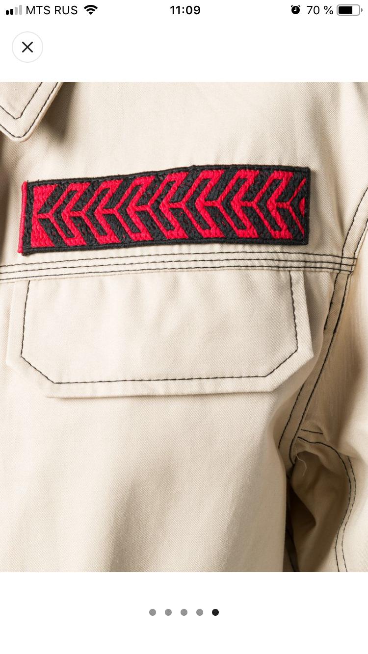 Куртка, Karl Lagerfeld, размер 40IT