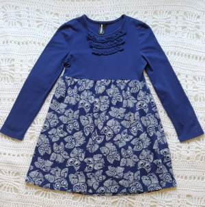 Платье Акула ,128