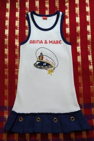 Платье Arina,рост 128-134