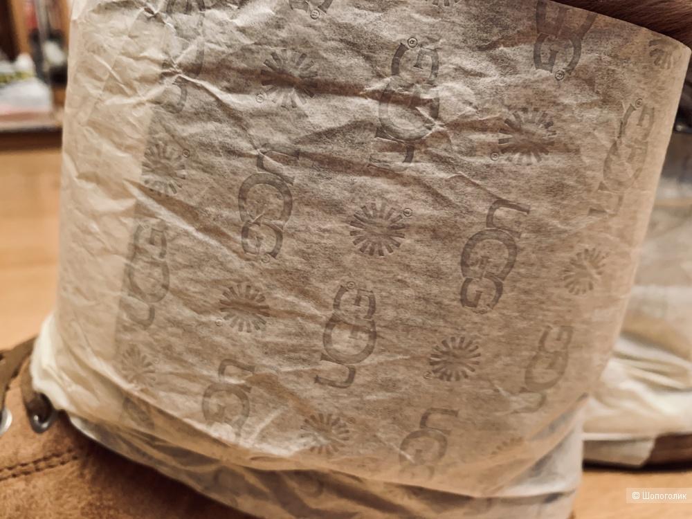 Кеды с мехом Ugg Antoine Fur 7,5 (37,5 - 38)