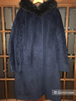 Шерстяное пальто KM, 52-54