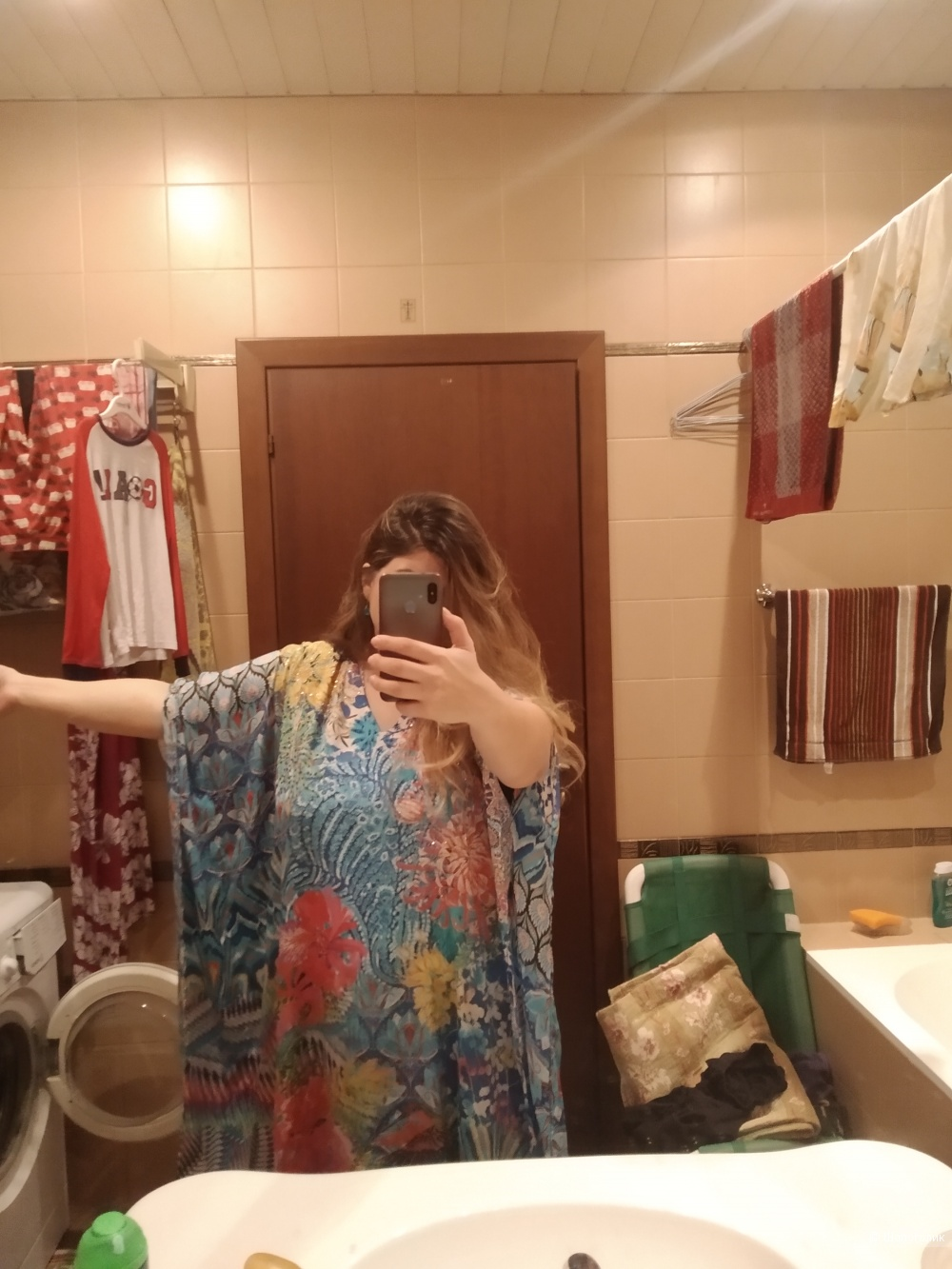 Платье-туника Mavie, one size