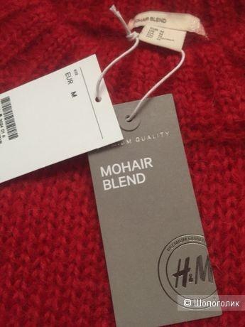 Джемпер Mohair  Blend, H&M, размер S