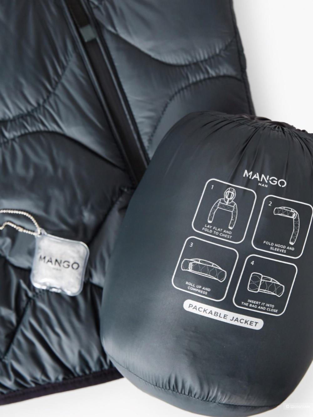 Пуховик Mango, размер XL, на 48-50-52