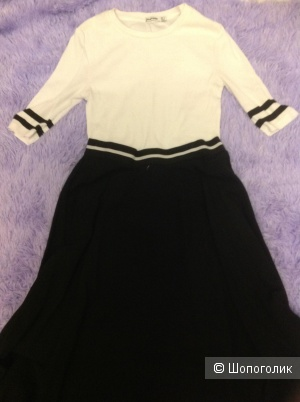 Сет: юбка/MONKI+топ/STRADIVARIUS, разм. XS/S