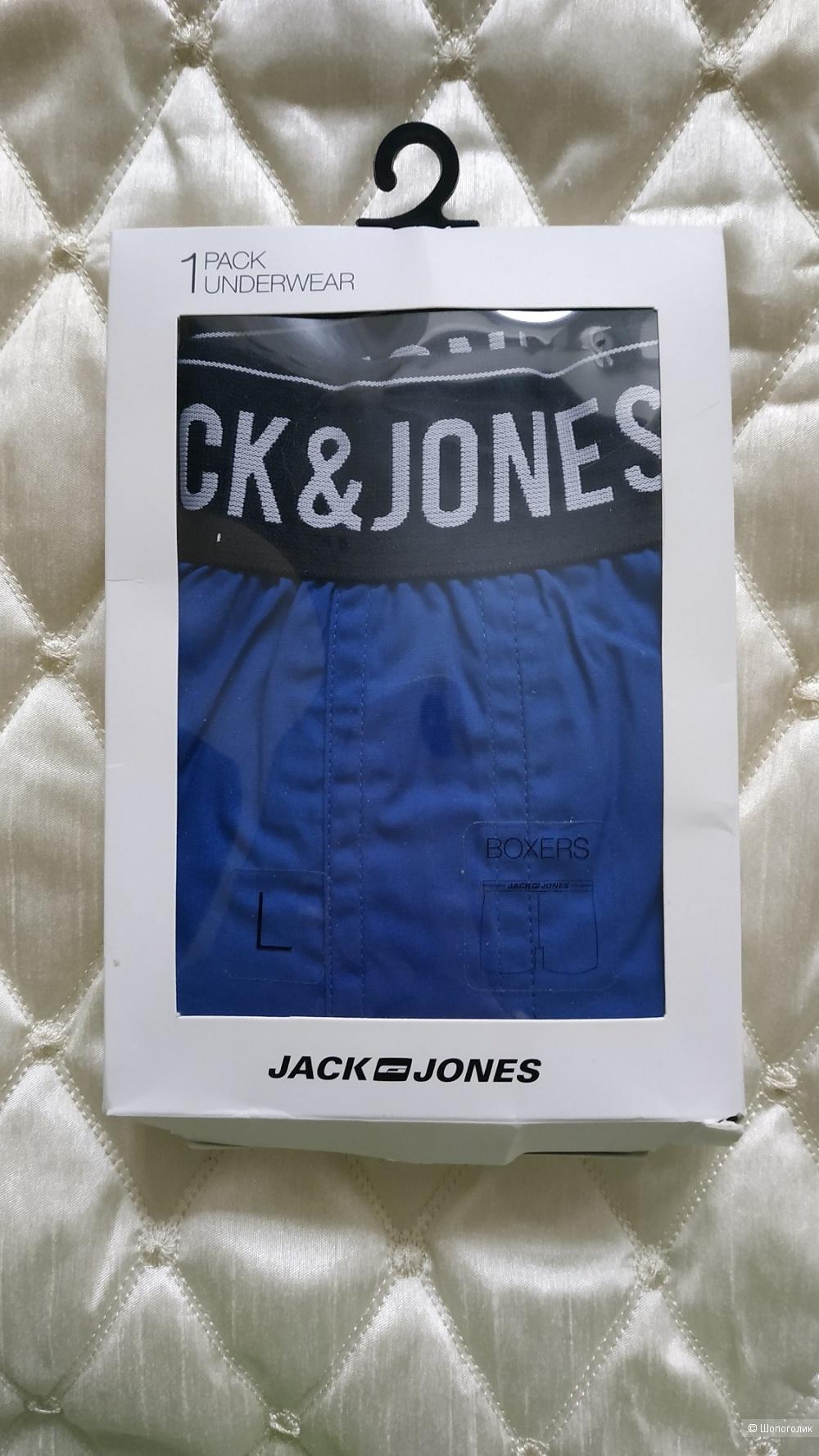 Трусы-шорты Jack Jones, размер L