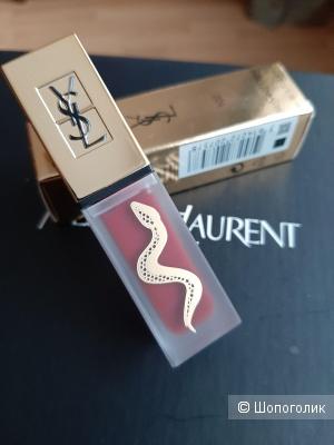 Жидкая матовая помада Yves Saint Laurent оттенок 102