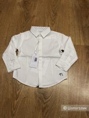 Рубашка на малыша Nanan, размер 12 месяцев