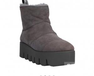 Ботинки mollis, 37 размер