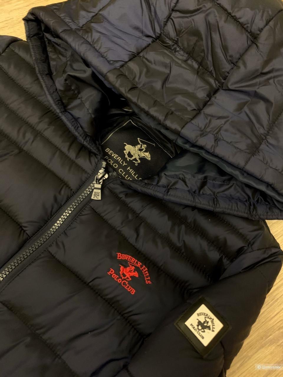 Beverly Hills Polo Club  куртка/пуховик S