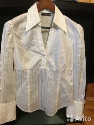 Блузка белая MEXX размер 46