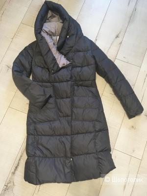 Пуховик - пальто Clasna, размер 42-44