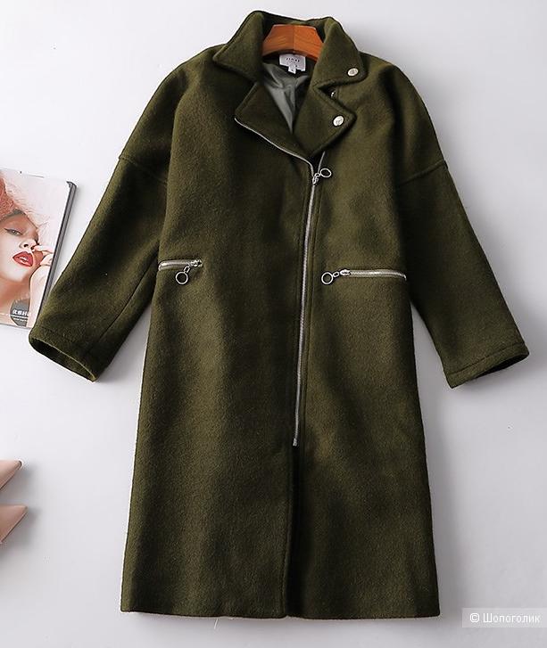 Пальто no name. 48-50 размер