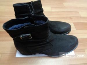 Мужские зимние ботинки TJ collection, 45 размер