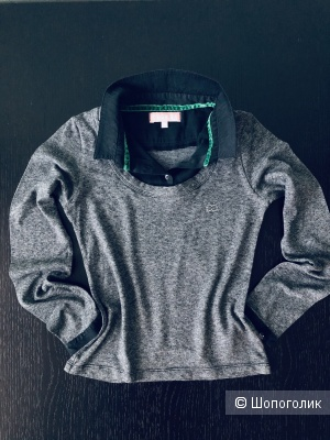Джемпер  с имитацией рубашки Escada, 6-9лет