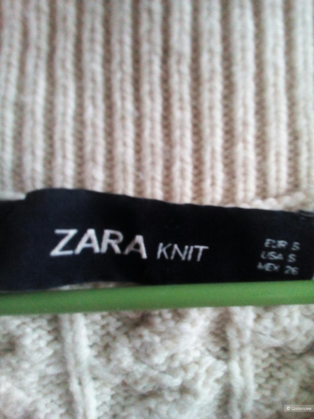 Джемпер Zara размер оверсайз