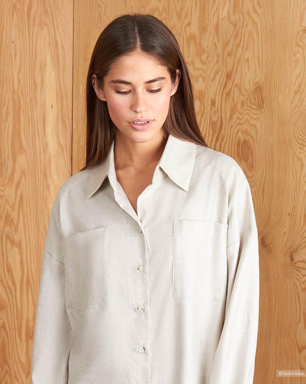 Рубашка 12Storeez.  S-М-L