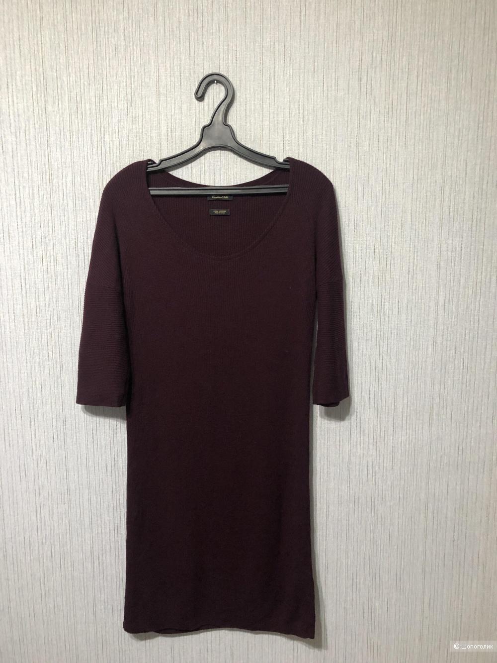 Платье Massimo dutti размер 42/44