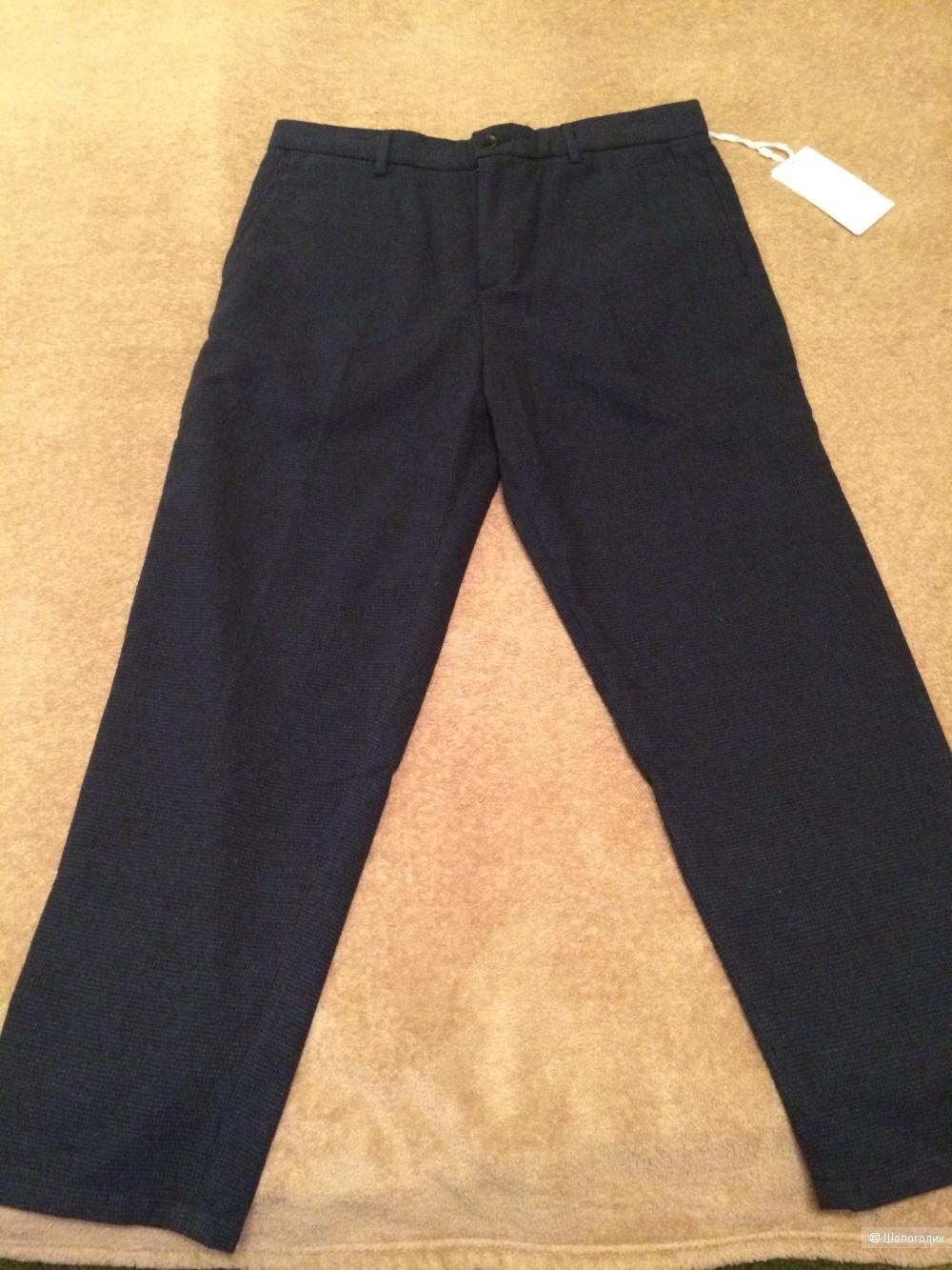 Шерстяные брюки Jack&Jones, размер L-M