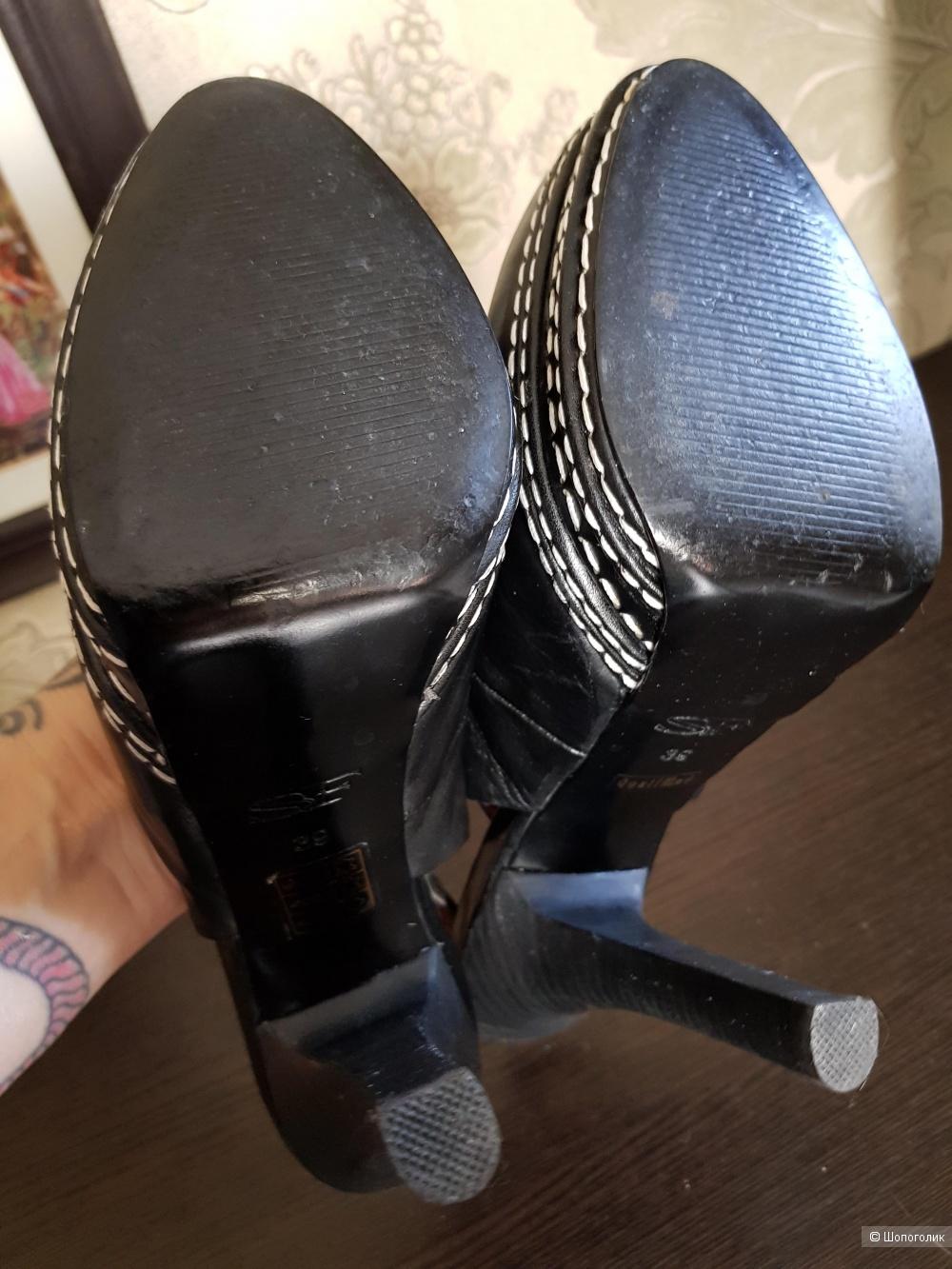 Туфли-босоножки Sasha Fabiani, размер 39