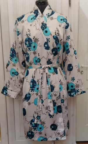 Платье-халат Darjeeling,one size